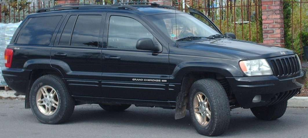 Jeep Grand Cherokee Limited #9133799