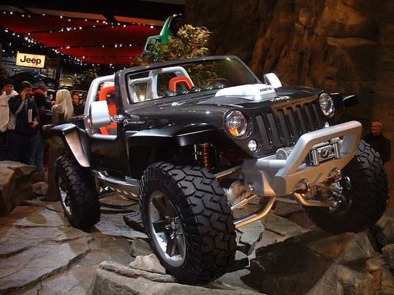 Jeep Hurricane #8811833