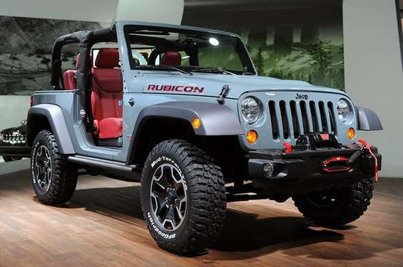 Jeep Wrangler Rubicon #8238418