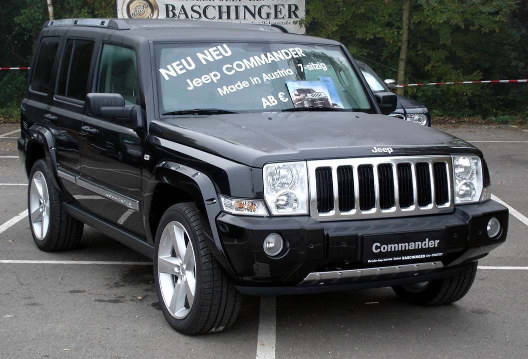 Jeep Commander #7643412