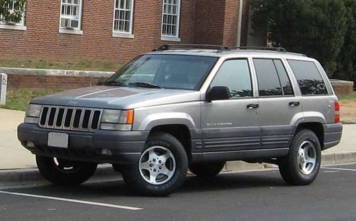 Jeep Grand Cherokee Laredo #7207997