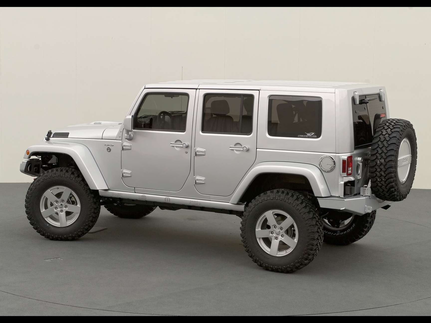 Jeep Wrangler Unlimited Rubicon #9205284