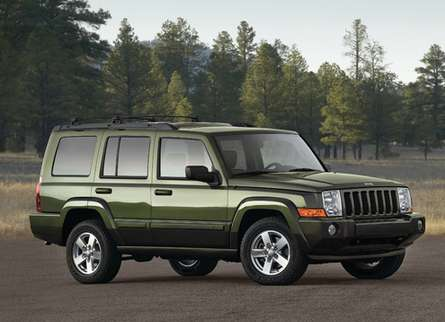 Jeep Commander #7468837