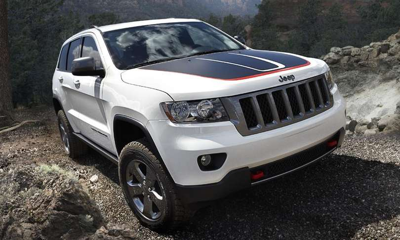 Jeep Trailhawk #9077287