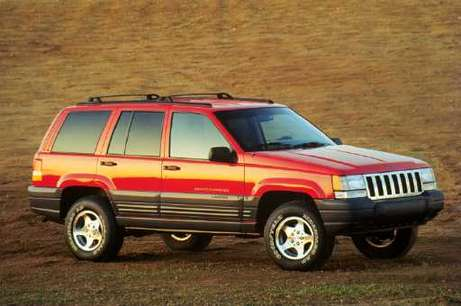 Jeep Grand Cherokee Laredo #8744888