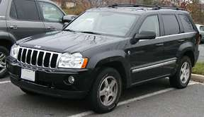 Jeep Grand Cherokee Laredo #8561787