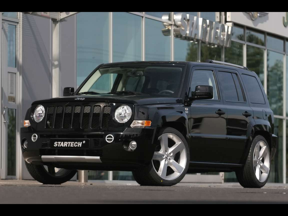 Jeep Patriot #8729663