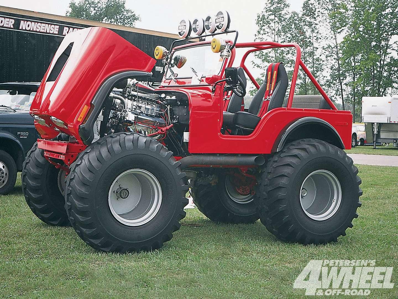 Jeep Cj5 7335456