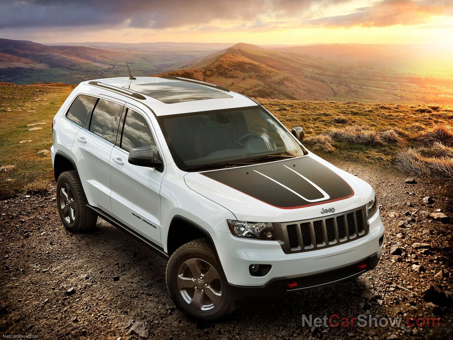 Jeep Trailhawk #7916238