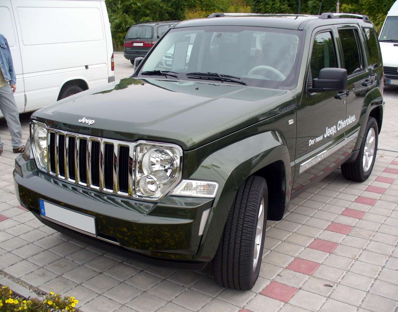 Jeep Cherokee Limited #8129952