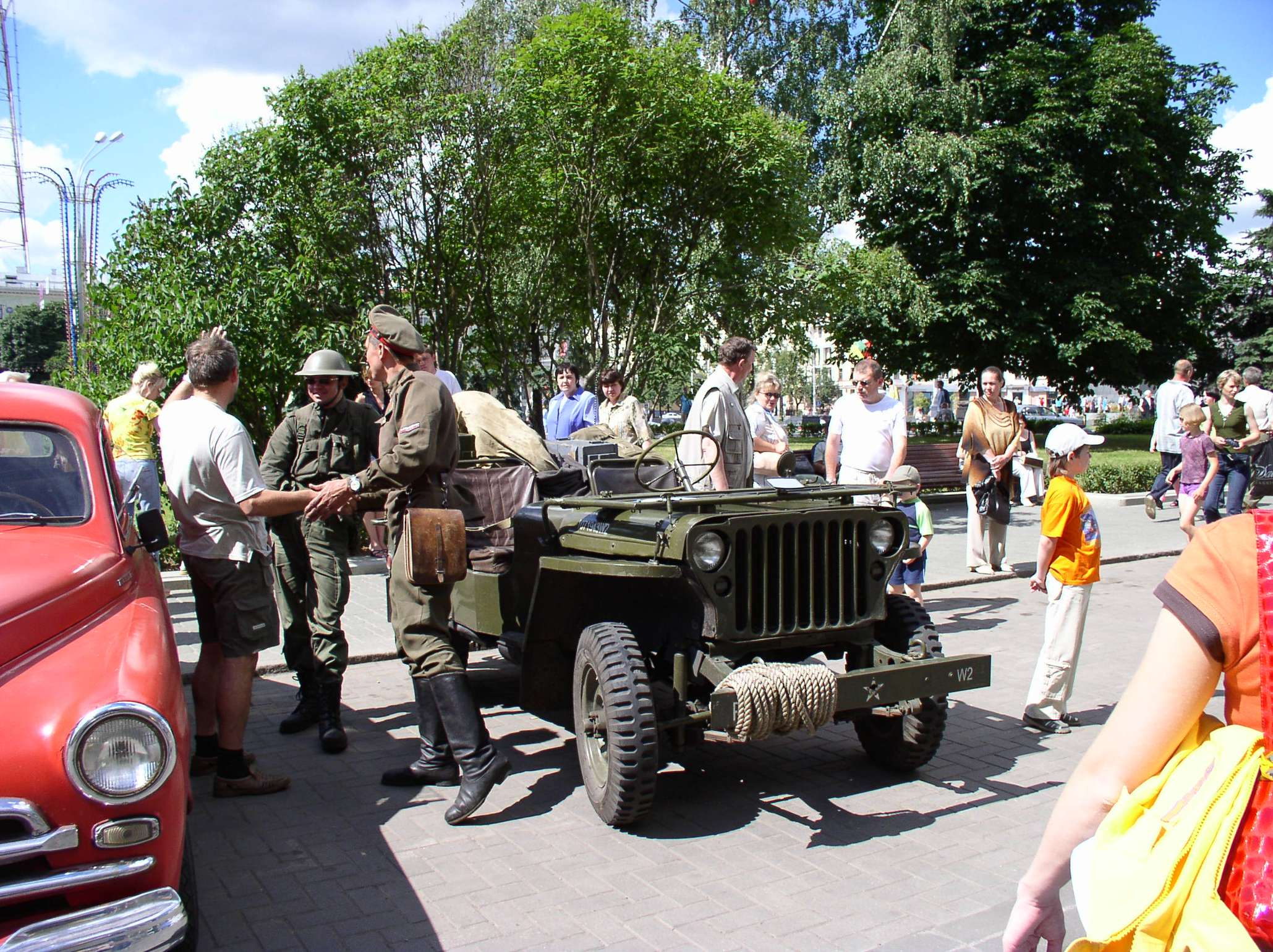 Jeep Willys #7788741