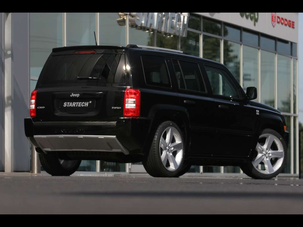Jeep Patriot #8018732