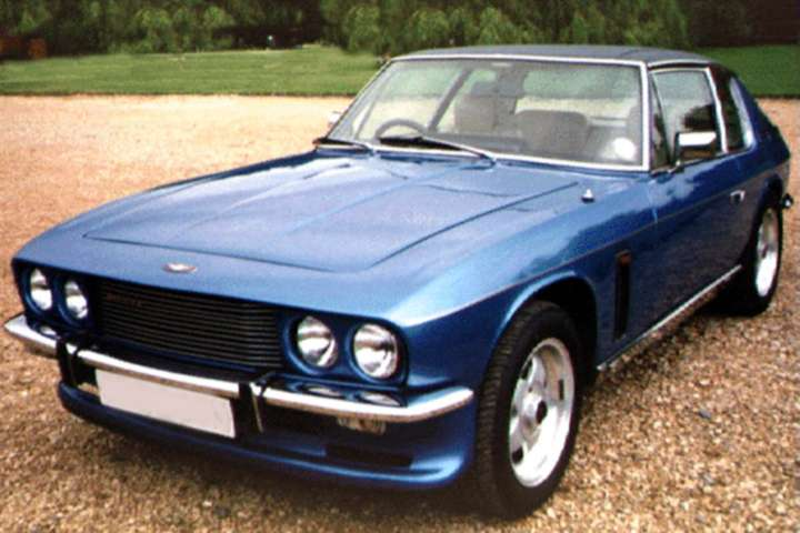 Jensen Interceptor #8552591