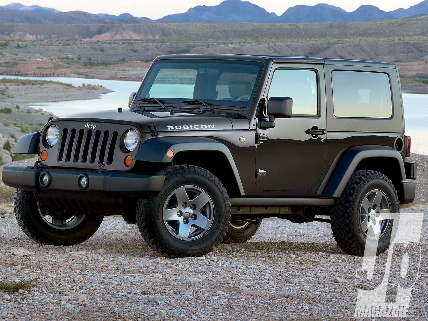 Jeep Rubicon #8990164