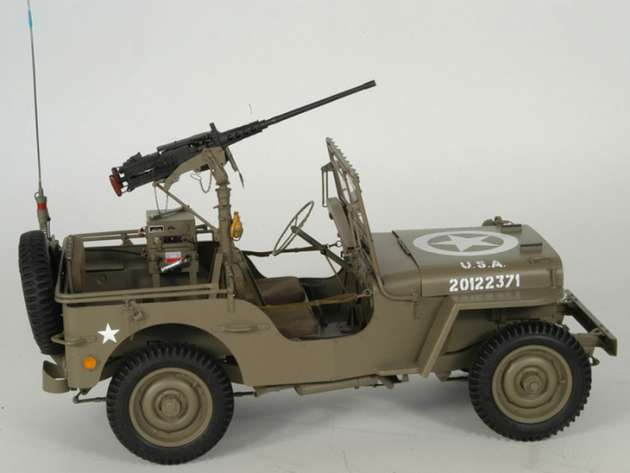 Jeep Willys #8881619