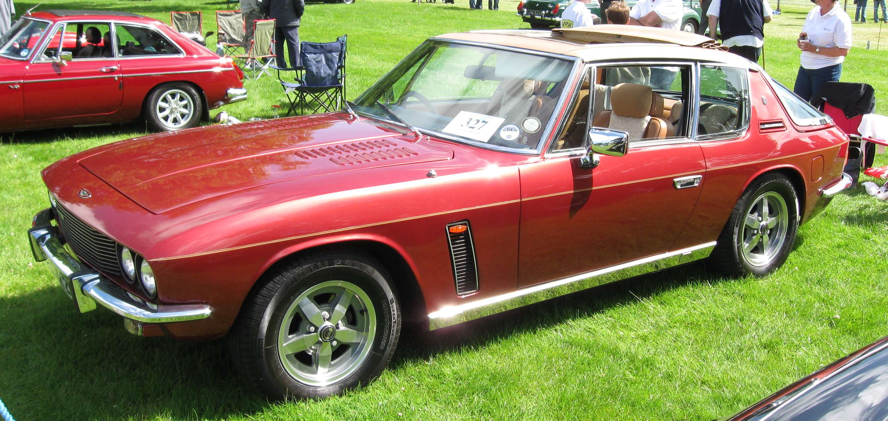 Jensen Interceptor #9115861