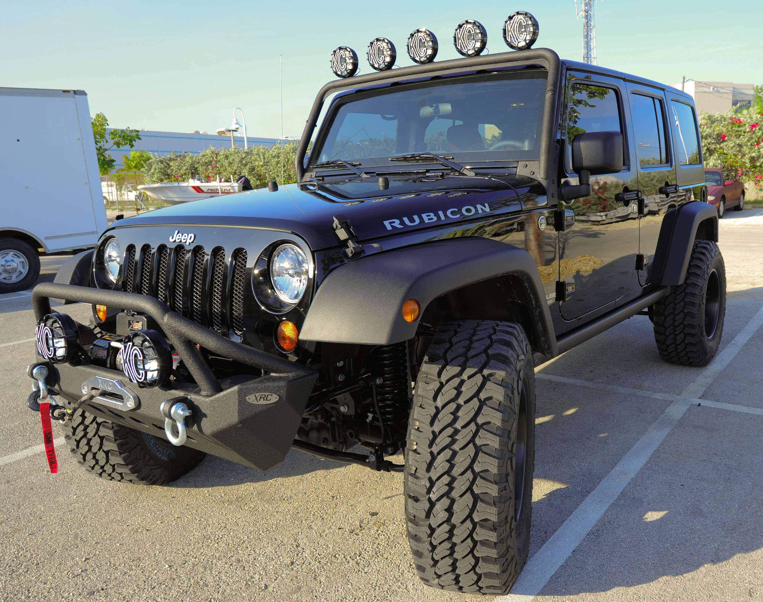 Jeep Rubicon #8200862