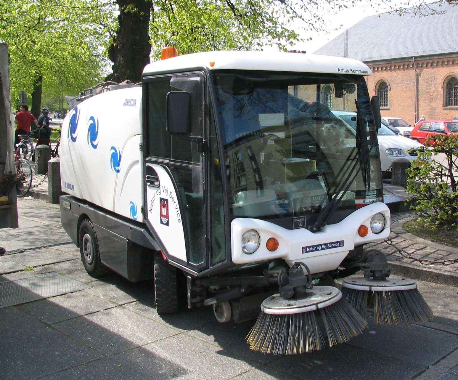 JOHNSTON Sweepers #7596609