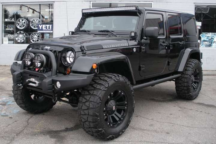 Jeep Wrangler Unlimited Rubicon #8422471