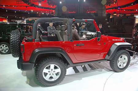 Jeep Wrangler Rubicon #8114455