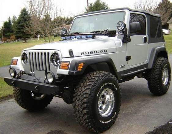 Jeep Rubicon #7964148