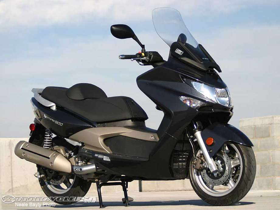 Kymco Xciting #7448797