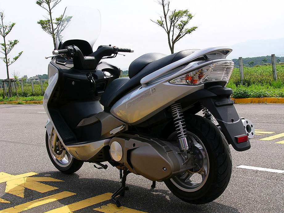 Kymco Xciting #7408931