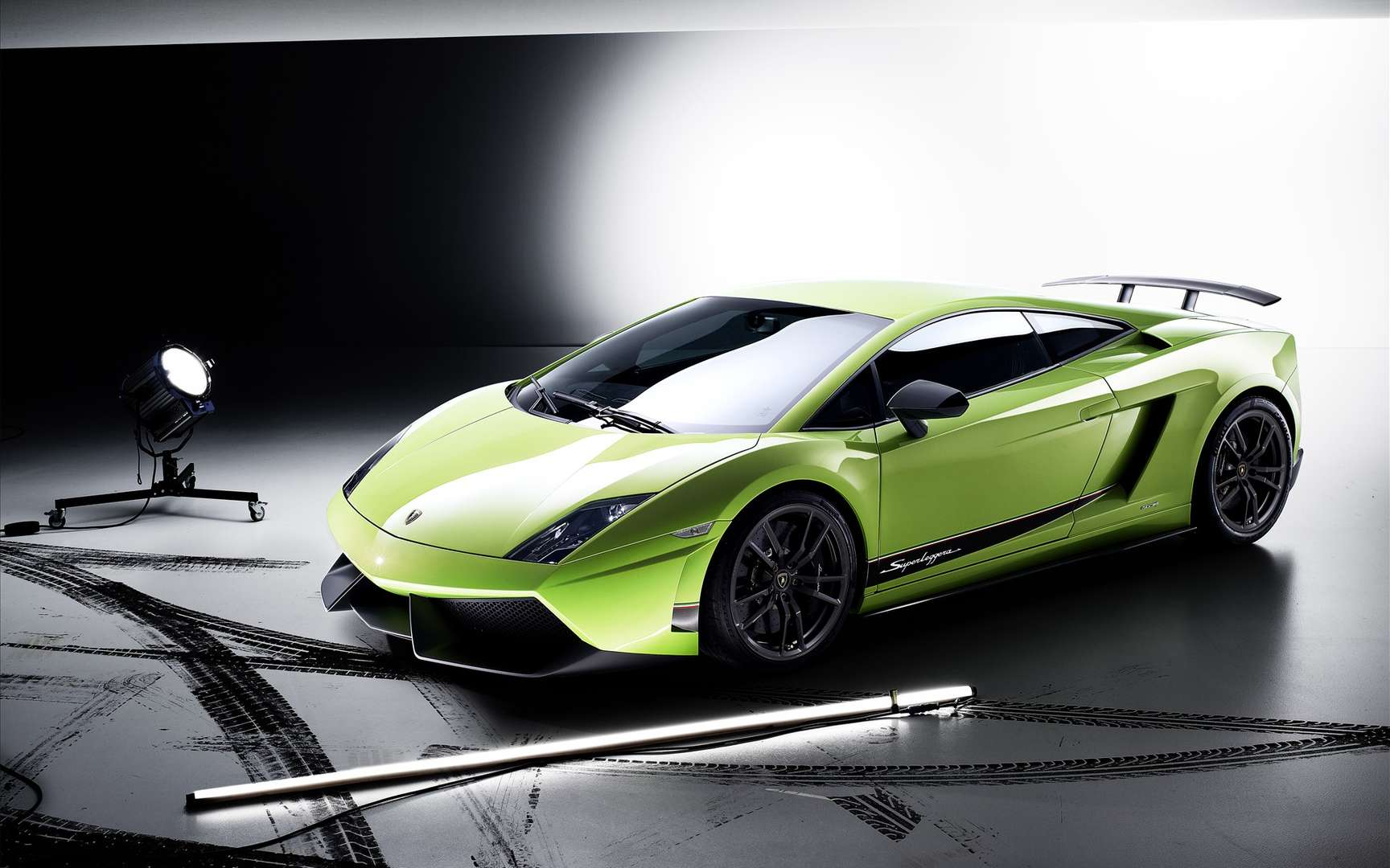 Lamborghini Gallardo LP570-4 Superleggera #8308578