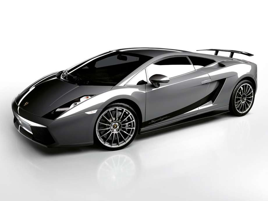 Lamborghini Gallardo Superleggera #7159735