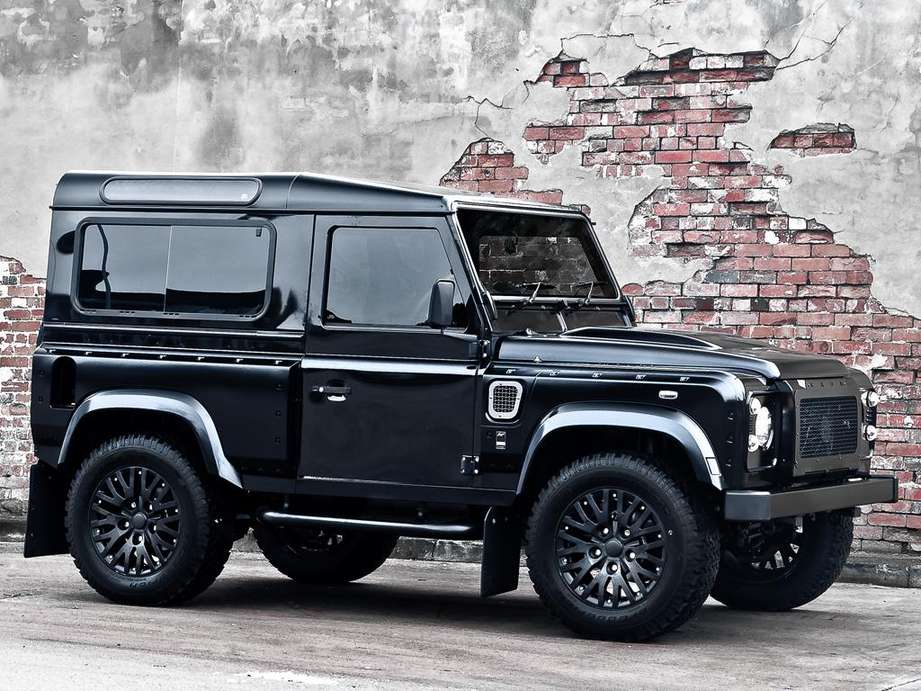 Land-Rover Defender #9751816