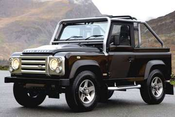 Land-Rover Defender 90 #7995774