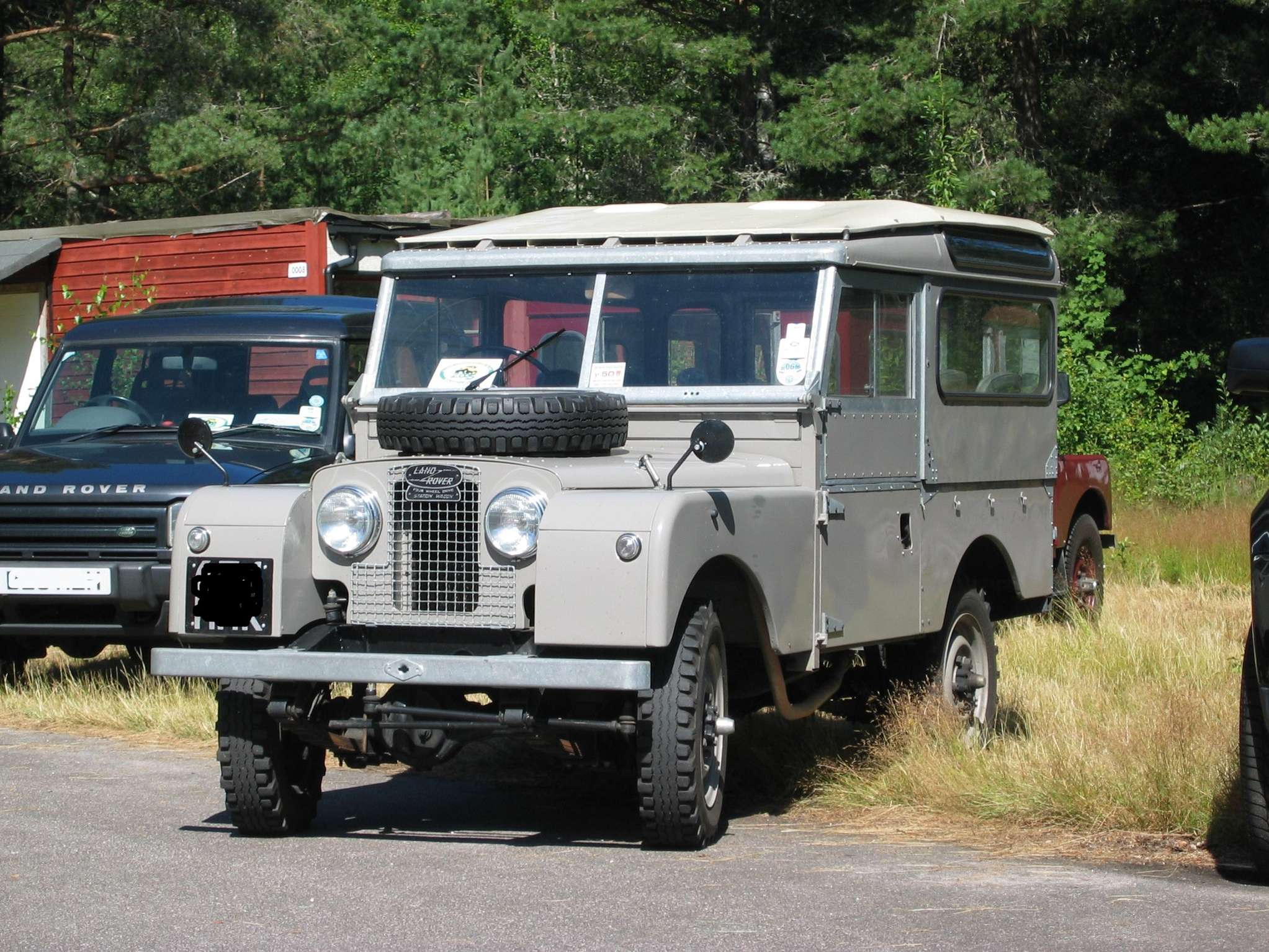 Land Rover Series 1 #7721095