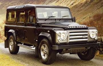 Land-Rover Defender #7016524