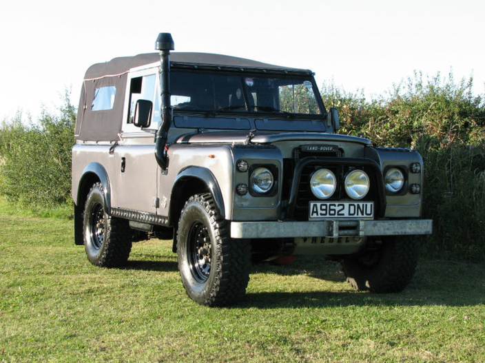 Land Rover Series 3 #8779886