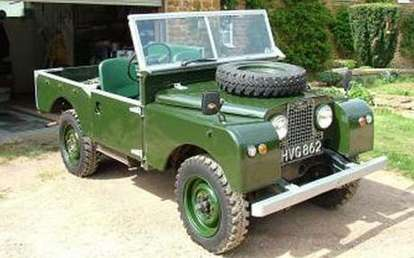 Land Rover Series 1 #9754874