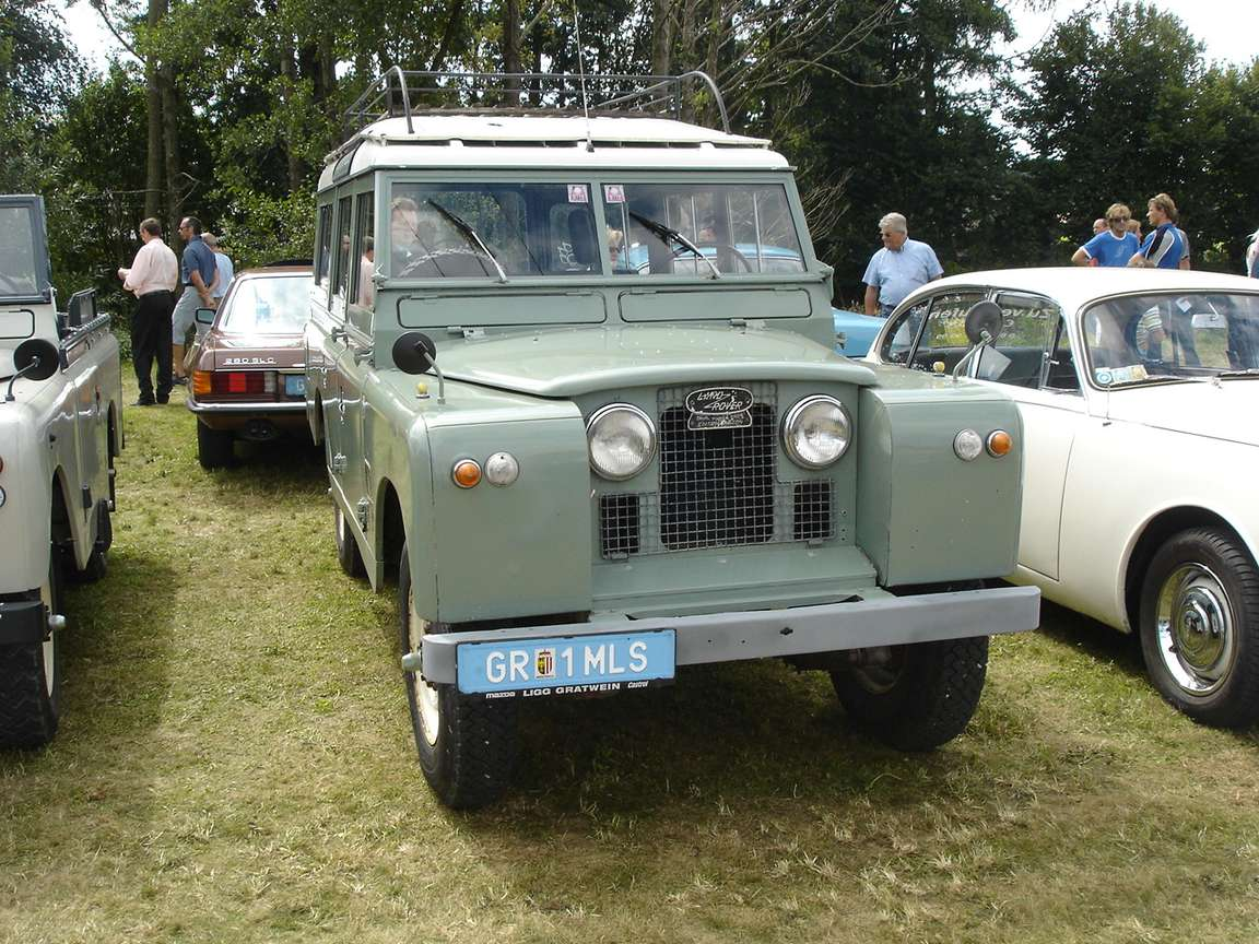 Land Rover Series 1 #7636611