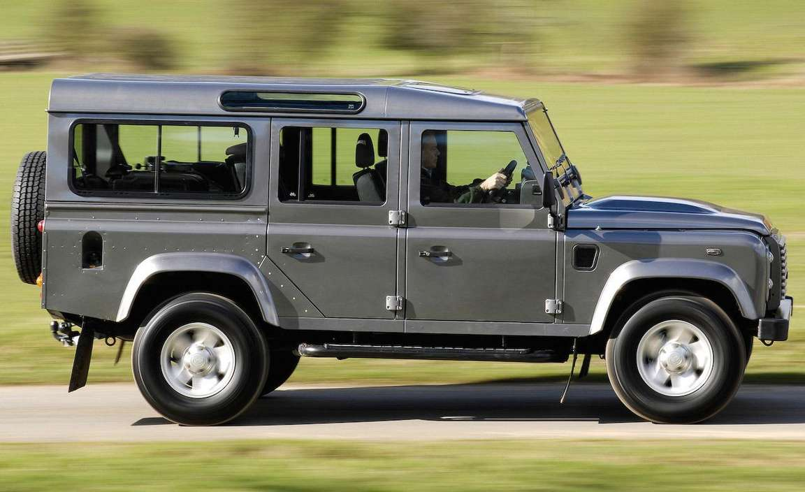 Land-Rover Defender 110 #9044868