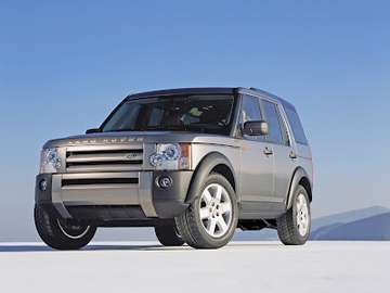 Land-Rover Discovery #9638408