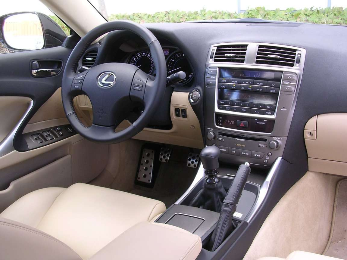 Lexus IS250 #9509201