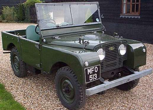 Land Rover Series 1 #8590378