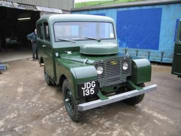 Land Rover Series 1 #7640004