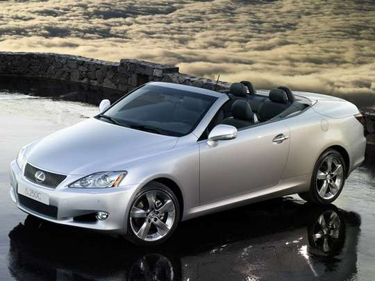 Lexus IS250C #7764510