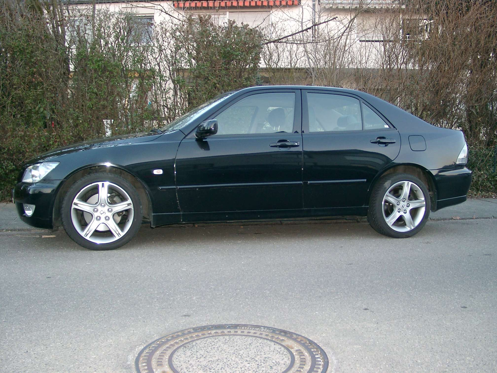 Lexus IS200 #7557846