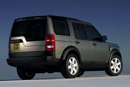 Land-Rover Discovery 3 #7303021