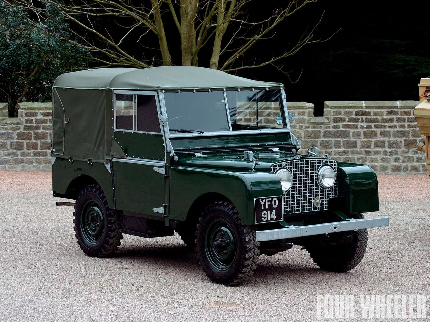 Land Rover Series 1 #7756164