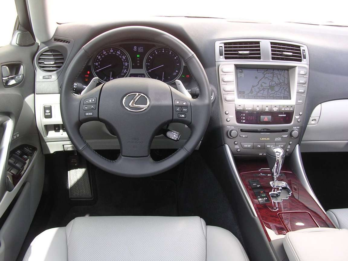 Lexus IS 250 #7452873