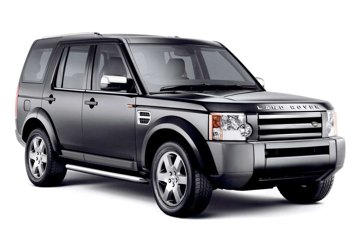 Land-Rover Discovery #7449871
