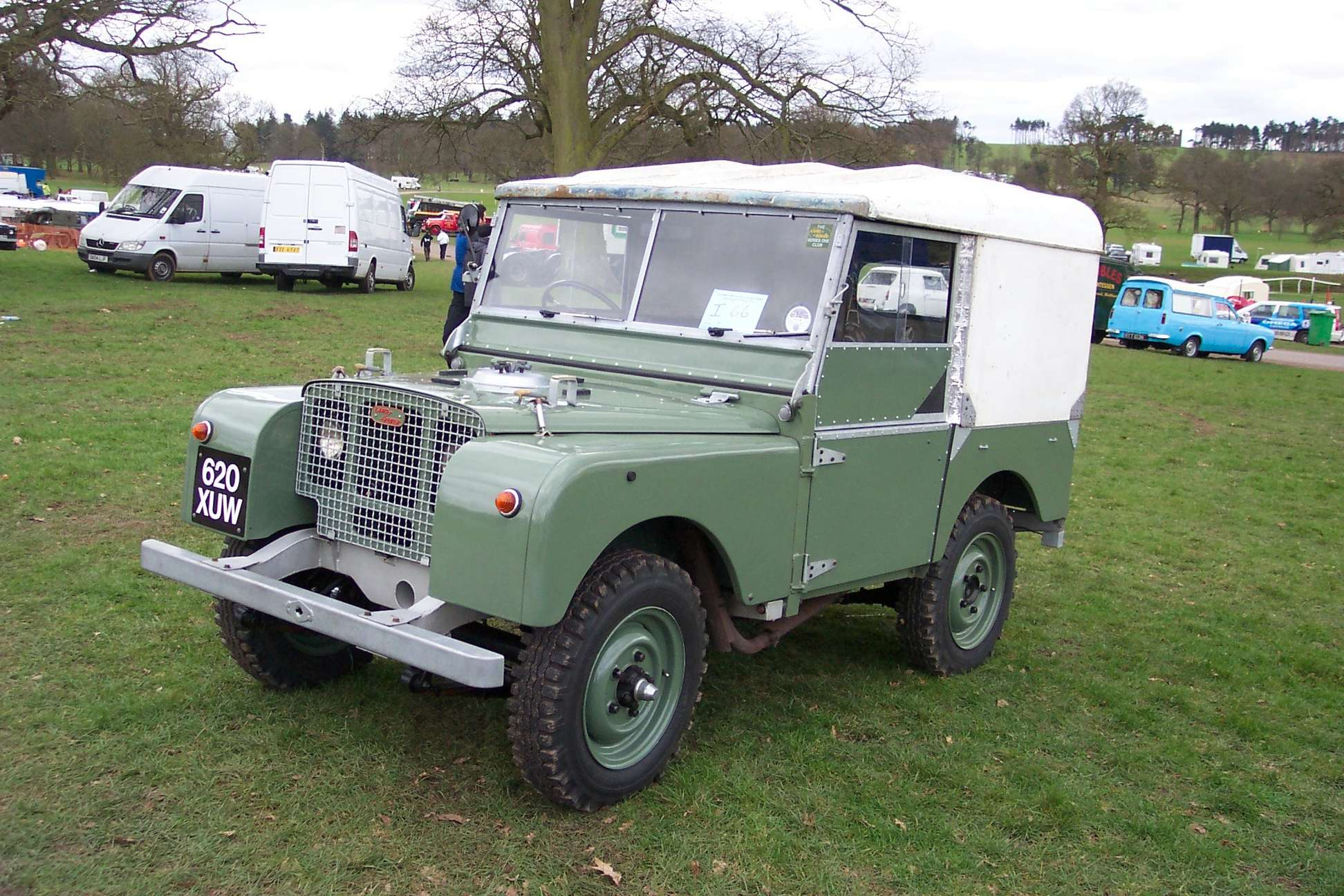 Land Rover Series 1 #7322854