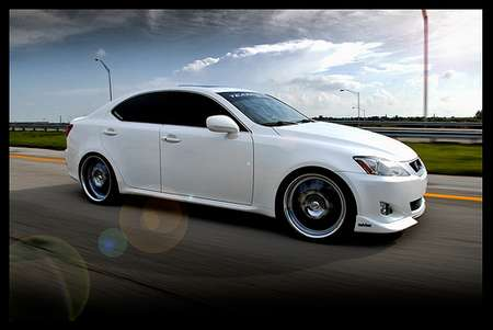 Lexus IS 350 #8885351