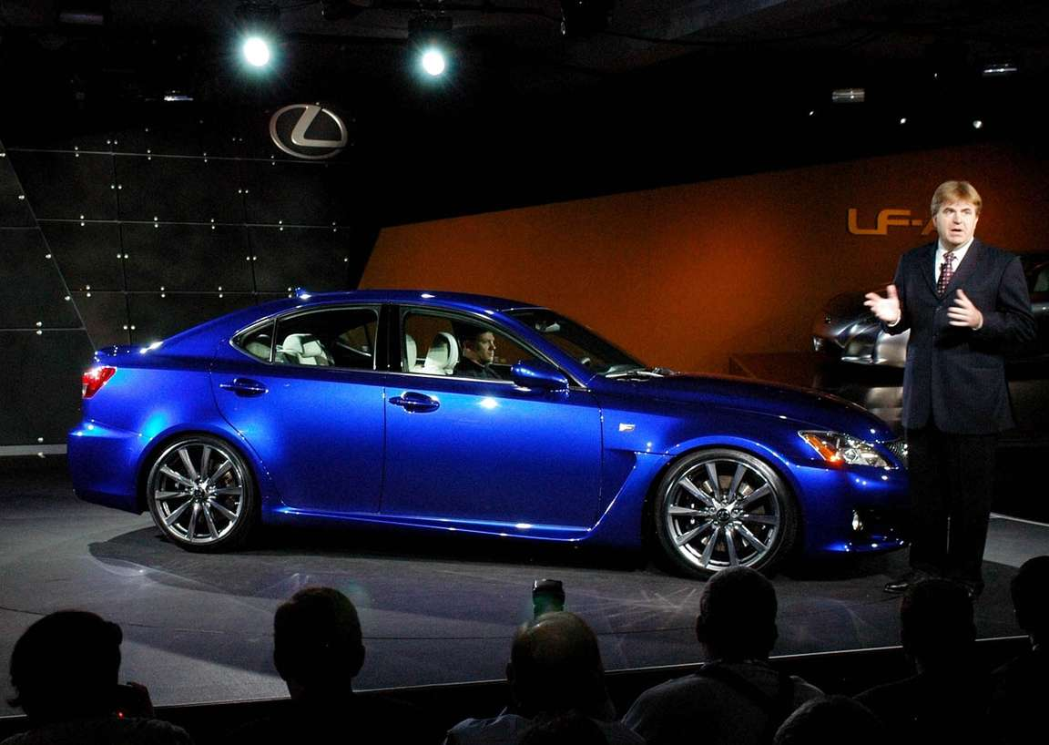 Lexus IS-F #7709487